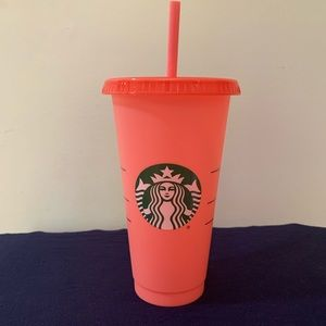 Starbucks Other - Starbucks, color changing cup.